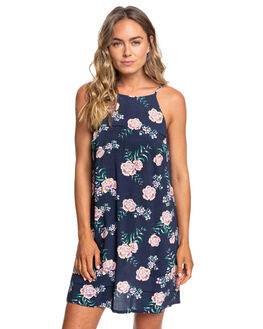 MOOD INDIGO WOMENS CLOTHING ROXY DRESSES - ERJWD03385-BSP8