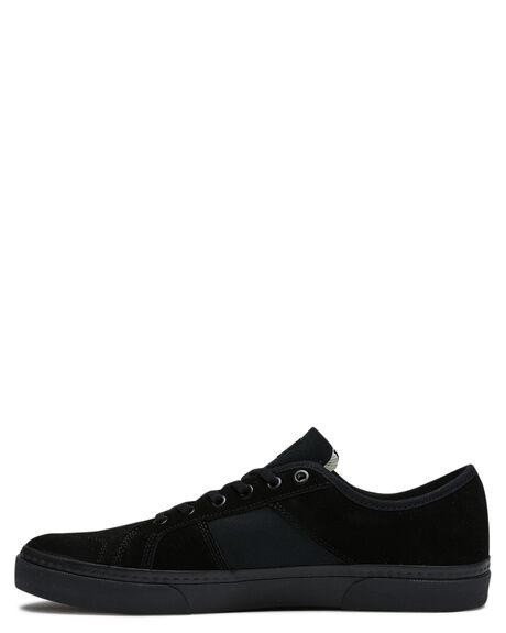 BLACK BLACK MENS FOOTWEAR GLOBE SNEAKERS - GBSURP-10006