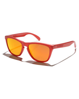 RED PRIZM RUBY MENS ACCESSORIES OAKLEY SUNGLASSES - OO9013-C855RDPRR