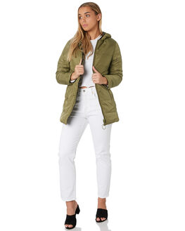 MOSS WOMENS CLOTHING BETTY BASICS JACKETS - BB615W19MOSS