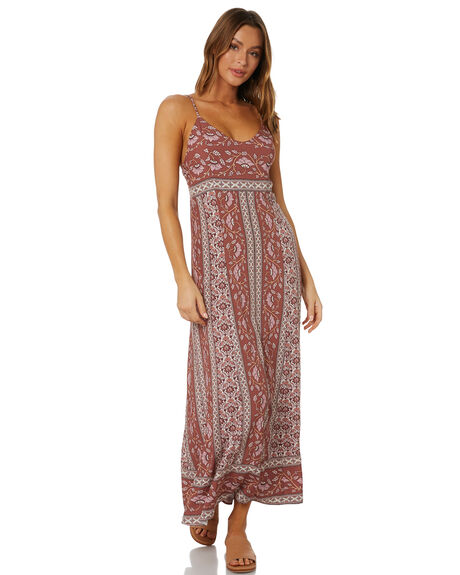 ROSE WOMENS CLOTHING TIGERLILY DRESSES - T602408ROS