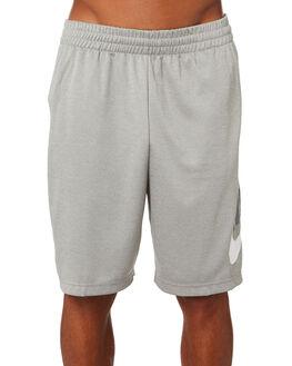 DK GREY HTHR WHTE MENS CLOTHING NIKE SHORTS - BQ9426082