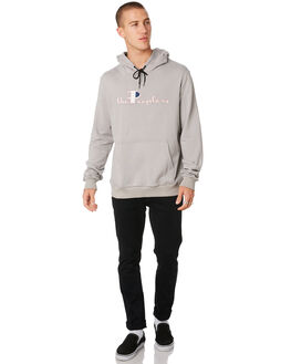 GREY MENS CLOTHING THE PEOPLE VS JUMPERS - W19034GRY