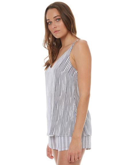 PRINT WOMENS CLOTHING ELWOOD FASHION TOPS - W73310PRNT