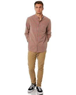CAMEL CORD MENS CLOTHING ROLLAS PANTS - 15279B466
