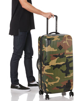 WOODLAND CAMO MENS ACCESSORIES HERSCHEL SUPPLY CO BAGS + BACKPACKS - 10604-01895-OSWCAM