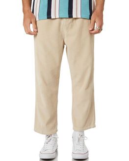 SAND MENS CLOTHING STUSSY PANTS - ST095607SND