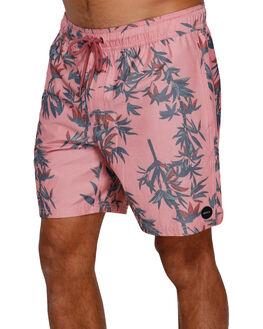 DUSTY ROSE MENS CLOTHING RVCA BOARDSHORTS - RV-R391404-DU4