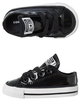 BLACK KIDS TODDLER GIRLS CONVERSE FOOTWEAR - 762322CBLK