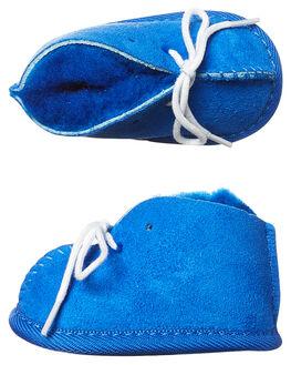 COBALT KIDS BABY UGG AUSTRALIA FOOTWEAR - BABYBOOTCOB