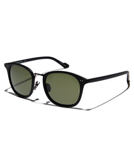 BLACK MENS ACCESSORIES SUNDAY SOMEWHERE SUNGLASSES - SUN501400253