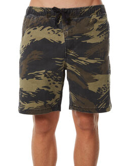 CAMO MENS CLOTHING DEPACTUS SHORTS - D5184239CAMO