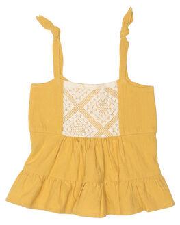 ANTIQUE GOLD KIDS TODDLER GIRLS BILLABONG DRESSES - 5572474A61
