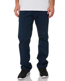 NAVY BLUE MENS CLOTHING PATAGONIA PANTS - 55316NVYB