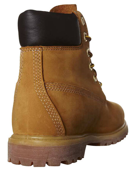 WHEAT WOMENS FOOTWEAR TIMBERLAND BOOTS - 10361WHEA