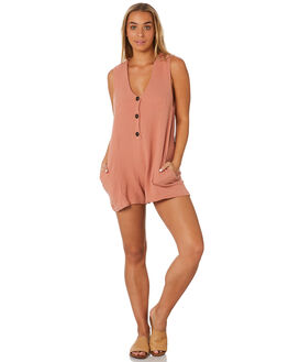 SUNBURN WOMENS CLOTHING RHYTHM PLAYSUITS + OVERALLS - JUL19W-JS02SUN