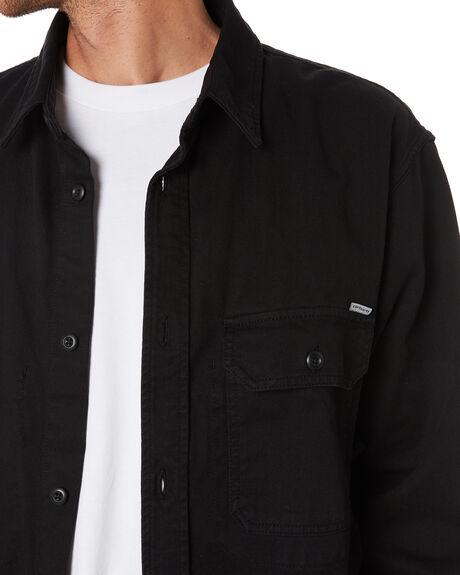 BLACK MENS CLOTHING CARHARTT SHIRTS - I02653289
