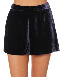 MIDNIGHT WOMENS CLOTHING TIGERLILY SHORTS - T383300-M01