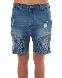 BLUE TRASH MENS CLOTHING NENA AND PASADENA SHORTS - NPMDS002BTRS