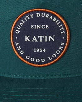 PATH GREEN MENS ACCESSORIES KATIN HEADWEAR - HTGUA02PGRN