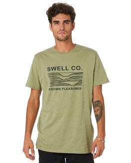 SEAWEED MENS CLOTHING SWELL TEES - S5202017SEAWD