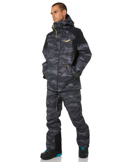 JET BLACK BOARDSPORTS SNOW RIP CURL MENS - SCPCH44284