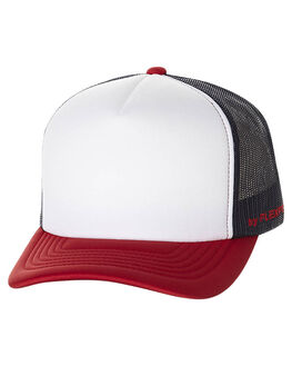 RED NAVY MENS ACCESSORIES FLEX FIT HEADWEAR - BWT2002RDNV