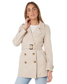 BONE WOMENS CLOTHING MINKPINK JACKETS - MP1809980BON