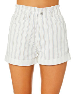OFFWH WOMENS CLOTHING BRIXTON SHORTS - 04167OFWT