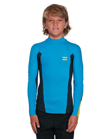 CYAN BOARDSPORTS SURF BILLABONG BOYS - BB-8703131-CYN