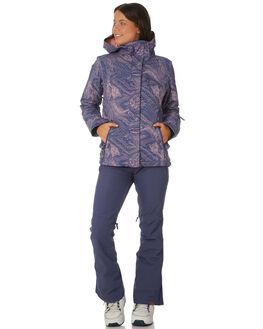 CROWN BLUE BOARDSPORTS SNOW ROXY WOMENS - ERJTP03061BQY0