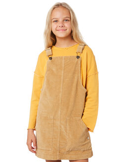 HONEY KIDS GIRLS EVES SISTER DRESSES + PLAYSUITS - 9531071YLW