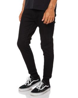 SONIC BLACK MENS CLOTHING WRANGLER JEANS - W-900871-M70SBLK