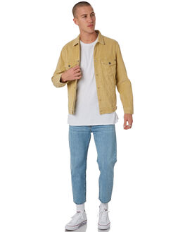 SAND MENS CLOTHING BARNEY COOLS JACKETS - 502-CR3SAND