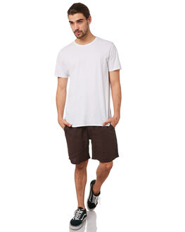 COFFEE MENS CLOTHING AFENDS SHORTS - M183357COF