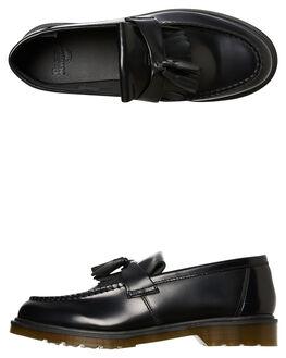BLACK MENS FOOTWEAR DR. MARTENS FASHION SHOES - SS24369001BLKM