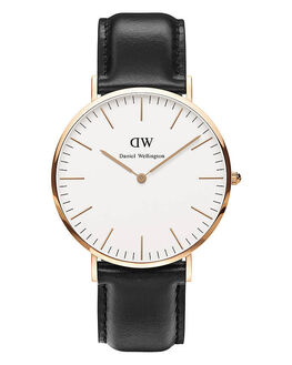 ROSE GOLD MENS ACCESSORIES DANIEL WELLINGTON WATCHES - 0107DWROG
