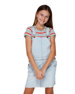 ACID BLUE KIDS GIRLS BILLABONG DRESSES + PLAYSUITS - BB-5591471-A38