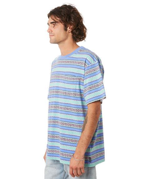 BLUE YONDER MENS CLOTHING RIP CURL TEES - CTEUD98717