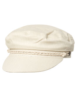 1f831c585af0e OFF WHITE WOMENS ACCESSORIES BRIXTON HEADWEAR - 00712OFFWH