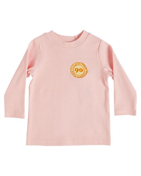 DUSTY PINK KIDS GIRLS PUMPKIN PATCH TOPS - 20TG7026TDPNK