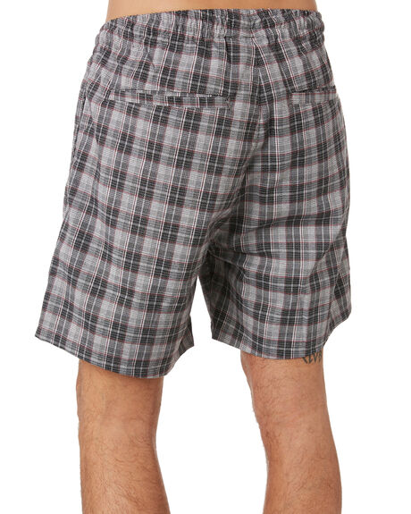 WHITE MENS CLOTHING MISFIT SHORTS - MT091603WHI