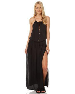 BLACK WOMENS CLOTHING SWELL DRESSES - S8174446BLK