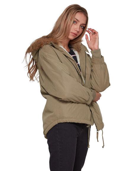 BAYLEAF WOMENS CLOTHING BILLABONG JACKETS - BB-6507896-BYF