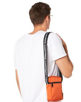 BRICK ORANGE MENS ACCESSORIES CARHARTT BAGS + BACKPACKS - I02687104V