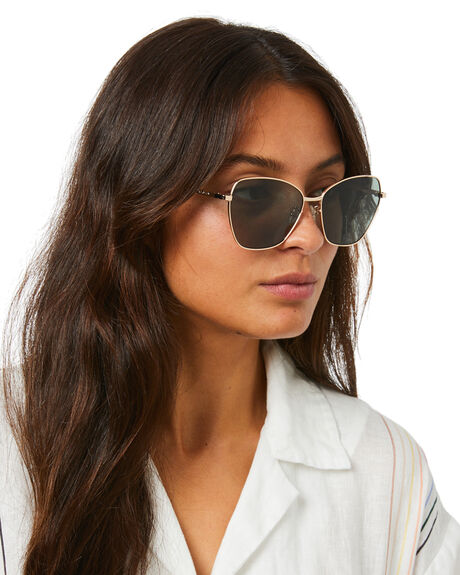 GOLD WOMENS ACCESSORIES SEAFOLLY SUNGLASSES - SEA2010232GLD