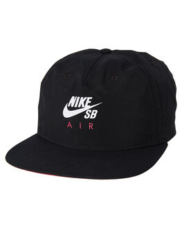 BLACK MENS ACCESSORIES NIKE HEADWEAR - AV7882010