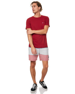 SCARLET MENS CLOTHING RIP CURL TEES - CTECV23660