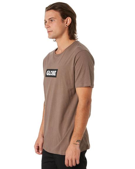 WALNUT MENS CLOTHING GLOBE TEES - GB01730002WAL