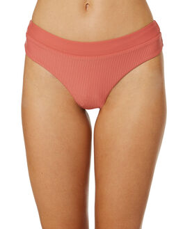 TERRACOTTA WOMENS SWIMWEAR RUSTY BIKINI BOTTOMS - SWL1237TRC